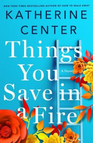 Book cover Things You Save in a Fire