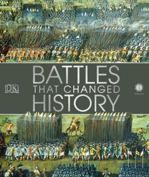 书籍封面 Battles That Changed History