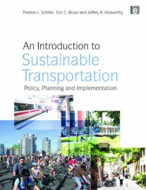 Copertina An Introduction to Sustainable Transportation: Policy, Planning and Implementation