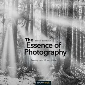 पुस्तक कवर The Essence Of Photography: Seeing And Creativity