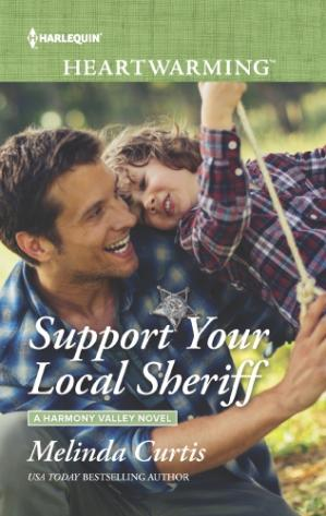 Sampul buku Support Your Local Sheriff