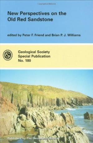 Couverture du livre New Perspectives on the Old Red Sandstone (Geological Society Special Publication)