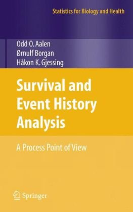 Book cover Survival and Event History Analysis: A Process Point of View