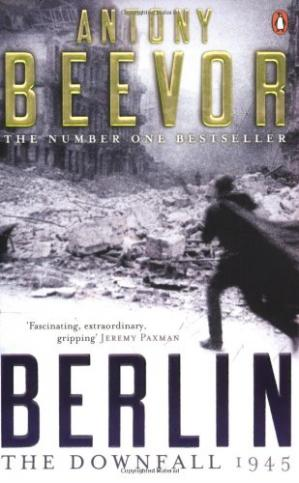 Book cover Berlin: The Downfall, 1945