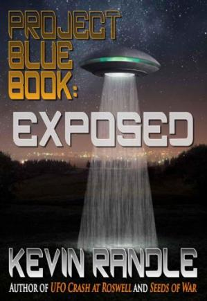 Portada del libro Project Blue Book: Exposed