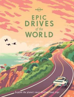 Copertina Epic Drives of the World