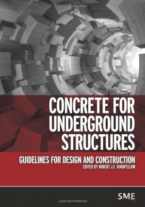 Book cover Concrete for Underground Structures