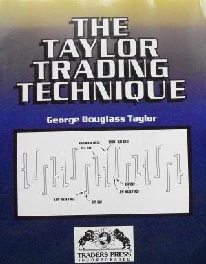 Book cover The Taylor trading techniques 1950
