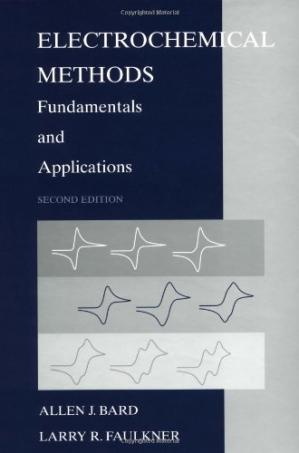 Book cover Electrochemical Methods: Fundamentals and Applications