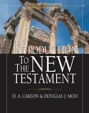 Book cover An Introduction to the New Testament