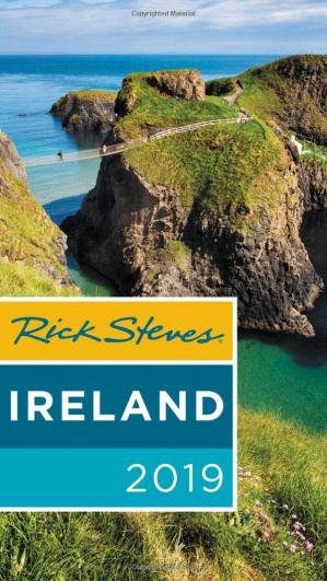 Book cover Rick Steves Ireland 2019