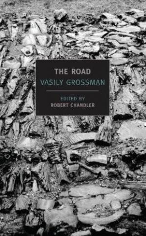 A capa do livro The Road