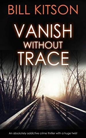 Book cover Vanish without Trace
