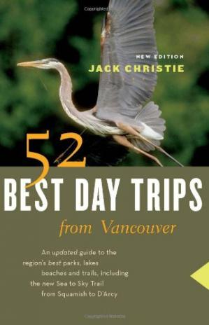 غلاف الكتاب 52 Best Day Trips from Vancouver