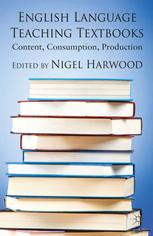 Book cover English Language Teaching Textbooks: Content, Consumption, Production