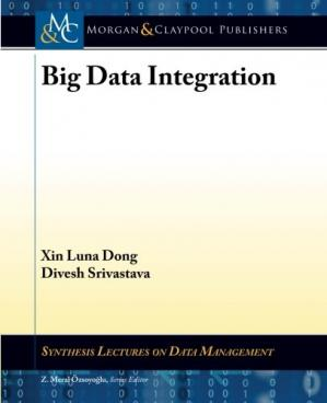 Sampul buku Big Data Integration