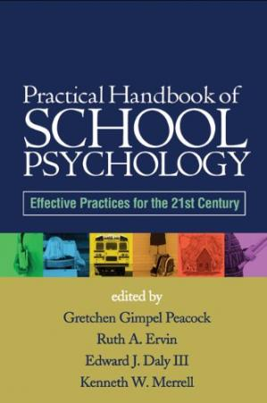 Book cover Practical Handbook of School Psychology: Effective Practices for the 21st Century