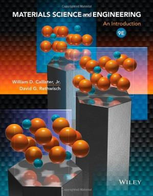 A capa do livro Materials science and engineering : an introduction