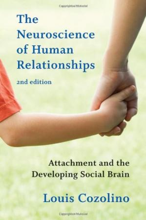 A capa do livro The Neuroscience of Human Relationships: Attachment and the Developing Social Brain