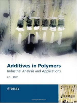 Book cover Additives in polymers: industrial analysis and applications