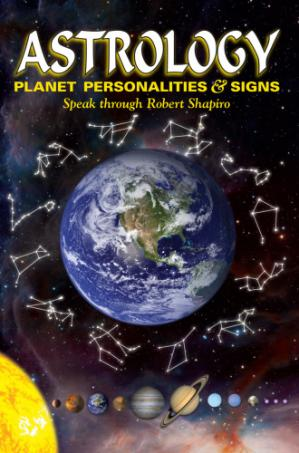 पुस्तक कवर Astrology: Planet Personalities and Signs Speak