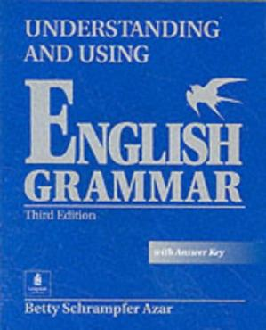 Portada del libro Betty Azar - Understanding and Using English Grammar