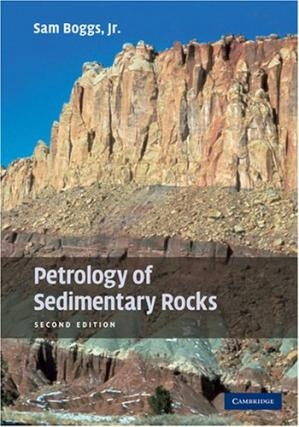 Book cover Petrology of Sedimentary Rocks