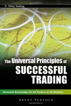 A capa do livro The universal principles of successful trading : essential knowledge for all traders in all markets