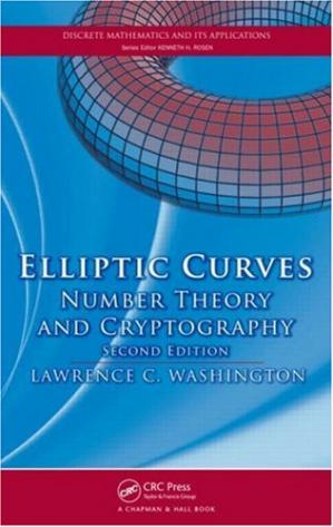 Book cover Elliptic curves: number theory and cryptography
