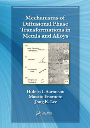 غلاف الكتاب Mechanisms of Diffusional Phase Transfmns. in Metals, Alloys
