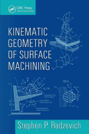 Book cover Kinematic Geometry of Surface Machining