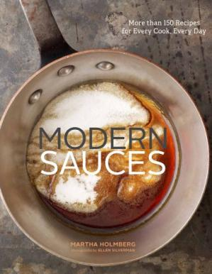 Sampul buku Modern Sauces: More than 150 Recipes for Every Cook, Every Day