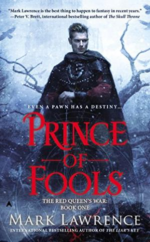 Book cover Prince of Fools