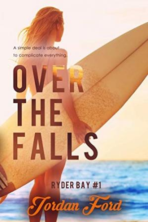 Book cover Over the Falls