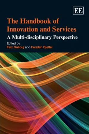 Copertina The Handbook of Innovation and Services: A Multi-Disciplinary Perspective