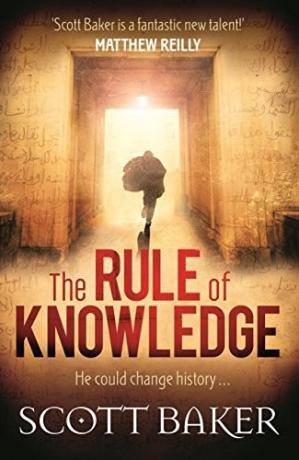 Book cover The Rule of Knowledge