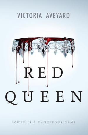 Book cover Red Queen