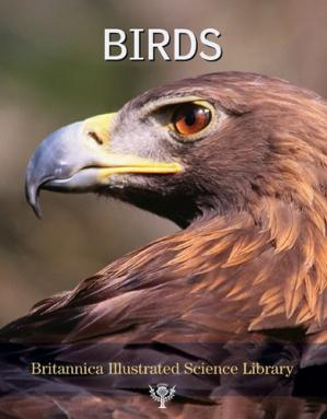 Sampul buku Britannica Illustrated Science Library Birds