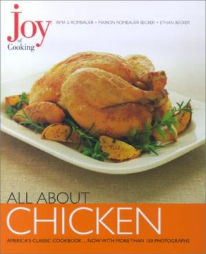 Book cover Joy of Cooking: All About Chicken