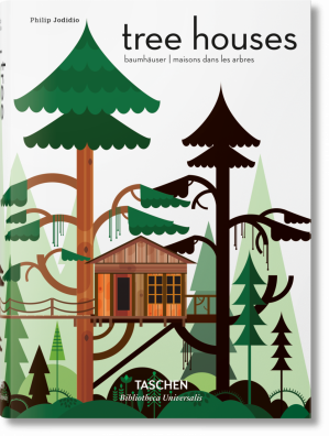 Book cover Tree Houses: Fairy Tale Castles in the Air