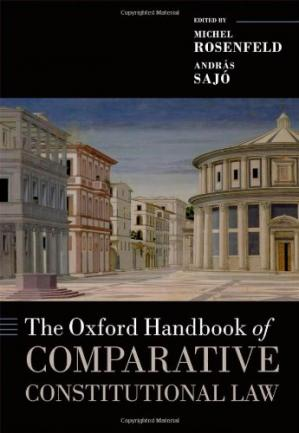 Book cover The Oxford Handbook of Comparative Constitutional Law