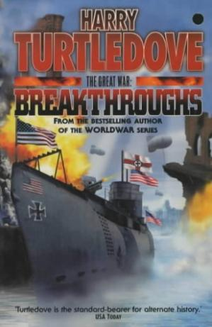 表紙 The Great War: Breakthroughs