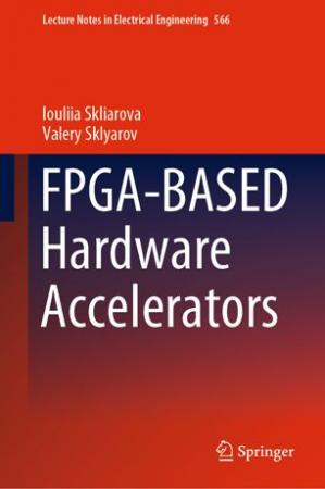 Book cover FPGA-BASED Hardware Accelerators