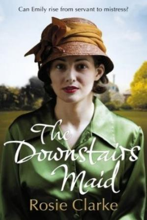 Couverture du livre The Downstairs Maid