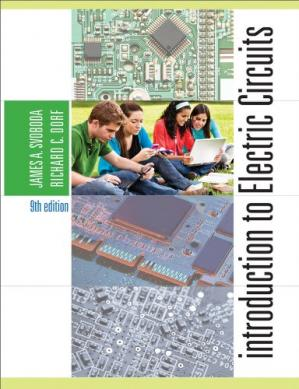 Book cover Introduction to Electric Circuits
