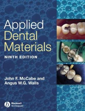 Book cover Applied Dental Materials