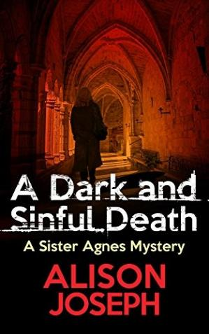 Book cover A Dark and Sinful Death
