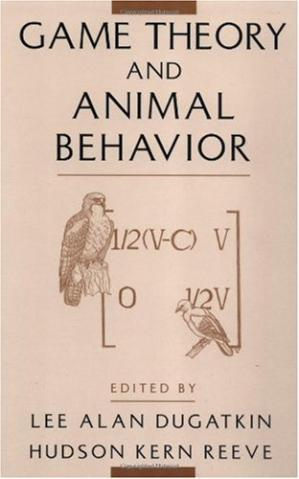 Buchdeckel Game Theory and Animal Behavior