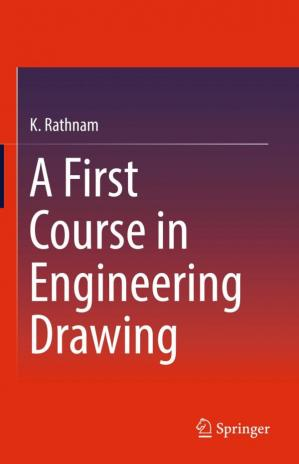 Book cover A First Course in Engineering Drawing