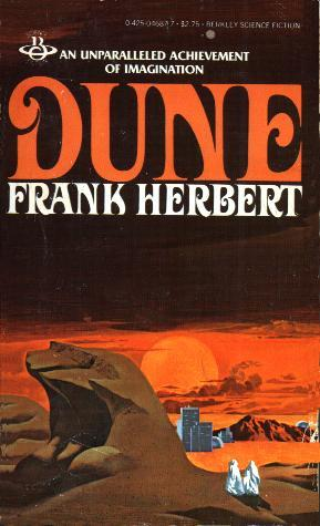 Book cover Dune